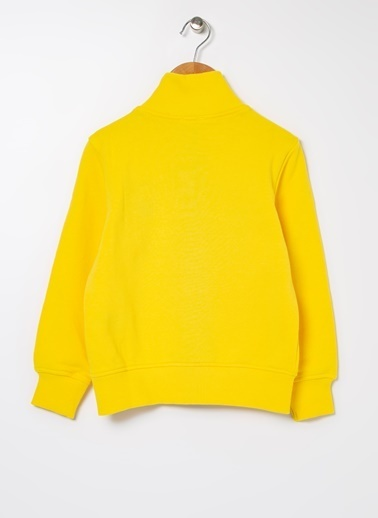 Benetton Sweatshirt Sarı